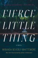 Fierce little thing Book cover