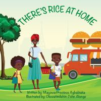 There's rice at home Book cover