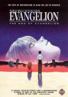 Neon genesis Evangelion. The end of Evangelion Book cover