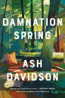 Damnation spring : a novel Book cover