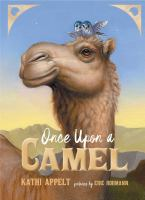 Once upon a camel Book cover