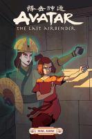 Avatar the last airbender. Suki, alone Book cover