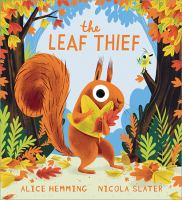 The leaf thief Book cover