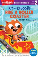Kit and Kaboodle ride a roller coaster Book cover