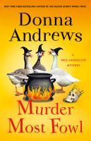 Murder most fowl Book cover
