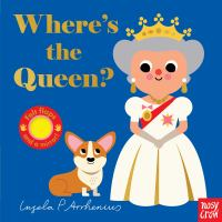 Where's the Queen? Book cover