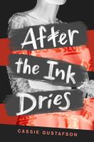 After the ink dries Book cover