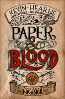 Paper & blood Book cover