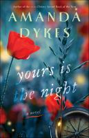 Yours is the night Book cover