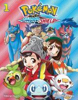 Pokémon. Sword & shield Book cover