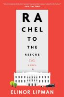 Rachel to the rescue Book cover