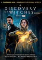 A discovery of witches. Season 2 Book cover