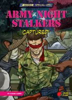 Army night stalkers : captured! Book cover