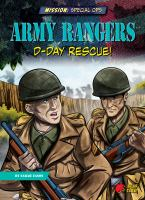 Army Rangers : D-Day rescue! Book cover