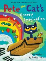 Pete the Cat's groovy imagination Book cover