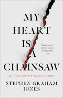 My heart is a chainsaw Book cover