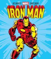 Iron Man Book cover
