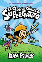 El Club de Cómics de Supergatito Book cover