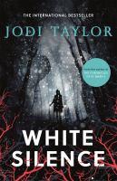 White silence Book cover