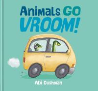 Animals go vroom! Book cover