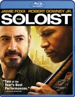 The soloist Book cover
