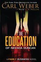 The education of Nevada Duncan Book cover