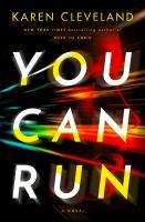 You can run : a novel Book cover