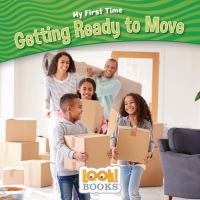 Getting ready to move Book cover