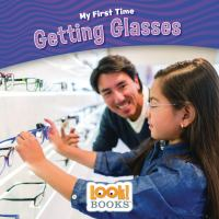 Getting glasses Book cover