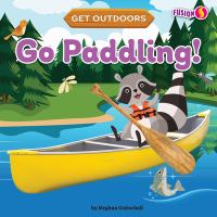 Go paddling! Book cover