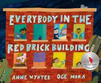Everybody in the red brick building Book cover