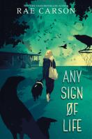 Any sign of life Book cover