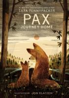 Pax, journey home Book cover