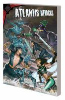 King in black. Atlantis attacks Book cover