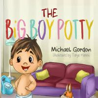 The big boy potty Book cover