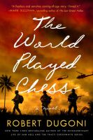 The world played chess Book cover