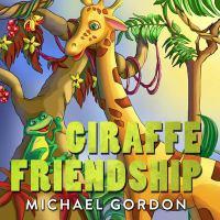 Giraffe Friendship Book cover