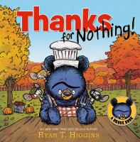 Thanks for nothing! Book cover