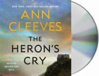 The heron's cry by Ann Cleeves.