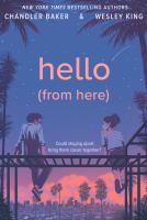 Hello (from here) Book cover