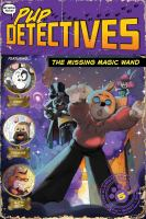 The missing magic wand Book cover