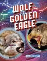 Wolf vs. golden eagle Book cover