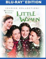 Little women Book cover