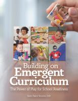 Building on emergent curriculum : the power of play for school readiness Book cover