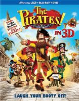 The pirates! : band of misfits in 3D Book cover