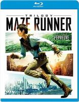 Maze runner trilogy. Book cover