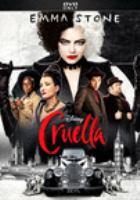 Cruella Book cover