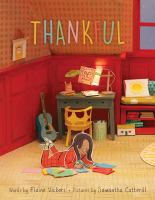 Thankful Book cover