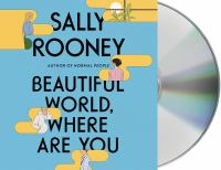 Beautiful world, where are you by Sally Rooney.