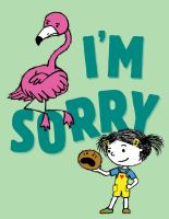 I'm sorry Book cover